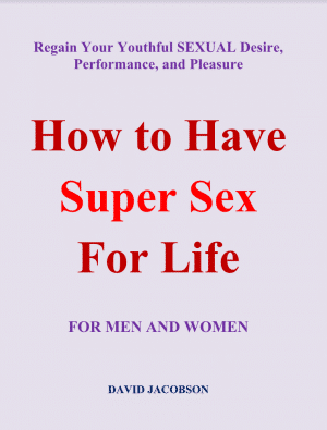 cover book of How to Have Super Sex For Life