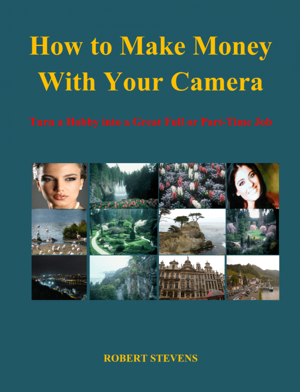 cover book of How to Make Money with Your Camera