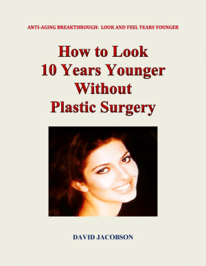 cover book of How to Look 10 Years Younger Without Plastic Surgery