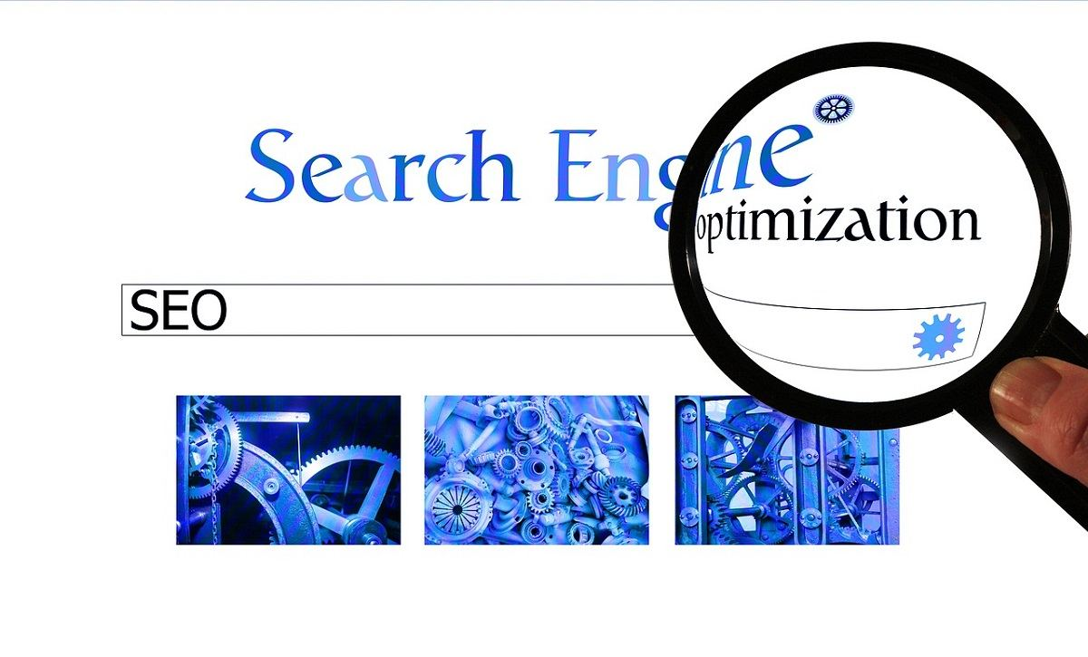 search engine optimization for ranking